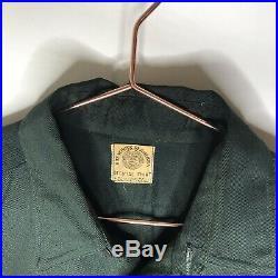 1950s BOY SCOUTS OF AMERICA Vintage Sanforized Explorer Patch Jacket, Medium