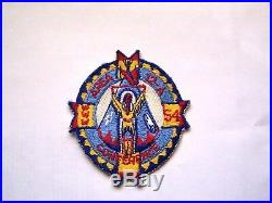 1954 Area12-A Conference Patch