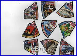 2010 National Scout Jamboree Complete Subcamp Set 21 Patches GM381