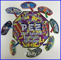 2017 USA Boy Scouts Of America -national Scout Jamboree Connecticut Yankee Patch