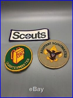 30 Vintage BSA Boy Scout Patch Lot Nice Huge Assortment Transatlantic Council