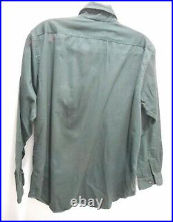 60's Original Bsa Shirt With 127 Tahquitz Flap Patch Tahquitz Order Of The Arrow