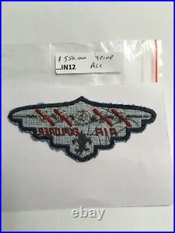 Air Explorer Ace Patch In12