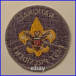 BSA National Office Patch Past President