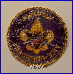BSA National Office Patch Vice-President