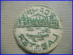BSA / Old Hickory Council Camp Lasater Patch - Vintage 1950's