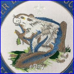 Boulder Dam Area Council BSA Boy Scouts America Silver Beaver Association Patch