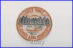 Boy Scout 1946 Camp Echo Silverado Council Patch CM0414