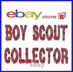 Boy Scout OA Ajapeu Lodge 33 X16 Lodge Endowment Order Of The Arrow Patch SMY