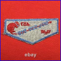 Boy Scout OA Thal-Coo-Zyo Lodge 457 Order Of The Arrow Flap Patch