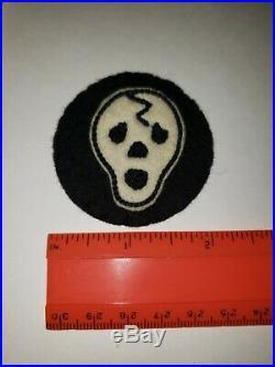 Boy Scout Sea Scout 30s Felt on Felt Patrol Patch (Unconfirmed)