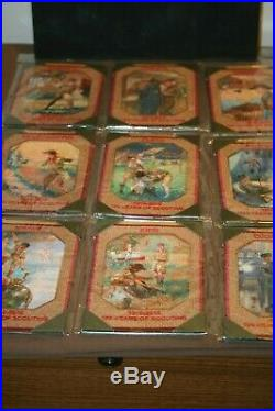 Boy Scout Set of 10 Scout Law Hintermeister scout patches in packages