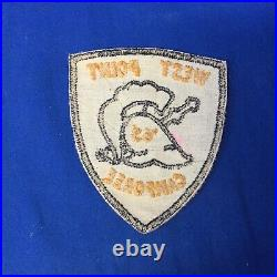 Boy Scout USMA 1963 West Point Camporee Patch (First West Point Camporee)