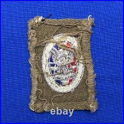 Boy Scout Vintage Type 1 Eagle Scout Award Badge Patch BSA