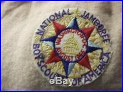 Boy Scouts of America August 1935 National Jamboree Washington DC Patch