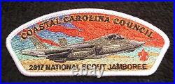 Coastal Carolina Council Sc Oa 236 2017 Jamboree Military 7-patch 1 Per Delegate