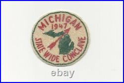 First OA Conclave Patch from Michigan