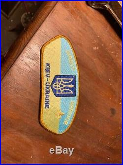 Kiev Ukraine Direct Service Boy Scout Of America Class A Shoulder Patch