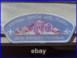 National Capital Area Council NCAC 2019 Popcorn Program Patch