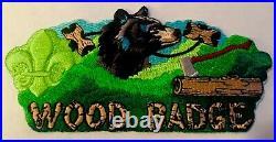 New Boy Scouts America Bsa 2021 Wood Badge Critter Oa Flap Bear Patrol Csp Patch