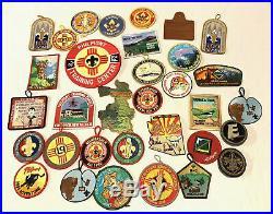 New Philmont Training Center 30 Item Lot LDS Mormon Patch Boy Scouts Rare NM