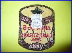 OA 1955 Area 9b, IXB, Conclave LYL Drum Patch, pp, 137 HOST, 72,113,307,327, Texas, TX