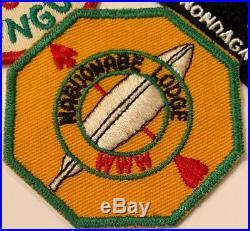 OA Lodge 31 Naguonabe 31X1a Rare Patch