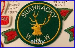 OA Lodge 49 Suanhacky 49R1b/X2 Rare FELT Patch