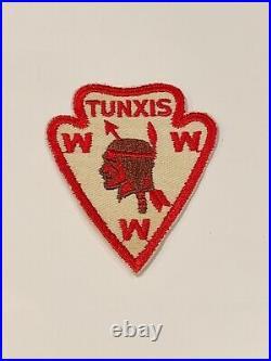OA Lodge 491A3 Tunxis Rare Mint Patch