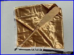 Oa Lodge 385 P2 Beautiful Mint Condition Pie Patch On Silk Neckerchief- Amazing