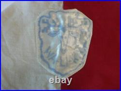 Order of the Arrow Lodge #228 Walika A1 WAB Sateen Arrowhead Patch RARE