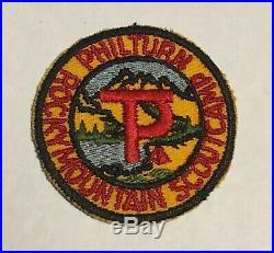 Philturn Round Patch (rare)