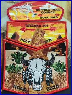 Tatanka 141 NOAC 2020 patch set (full)
