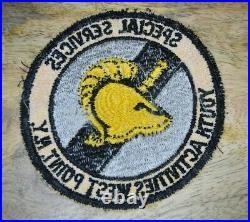 VTG USMA Youth Activities (Boy Scouts) West Point Patch 1960's Camporee NY Army