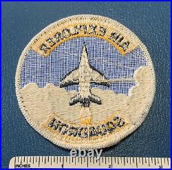 Vintage 1960s AIR EXPLORER SQUADRON 549 Boy Scout Uniform Badge PATCH BSA