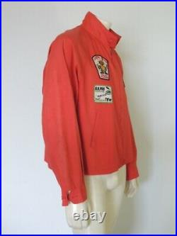 Vintage 1970s EAST BAY HILLHOPPERS JEEP CLUB 4WD Jacket Patches Size XL
