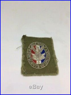 Vintage BOY SCOUT PATCH Eagle Scout Scouts Of America