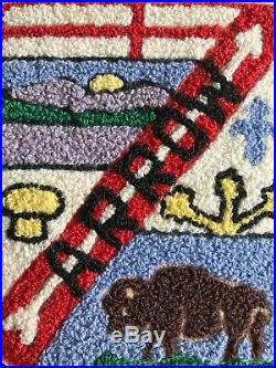 Vtg Boy Scouts Of America Order Of The Arrow Chenille Patch Badge Antique BSA