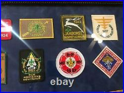 World Scout Jamboree Patch Collection 1920-2019 see VIDEO